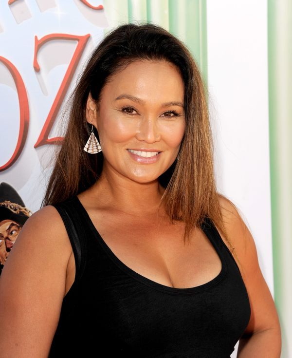 "No list on this subject would be complete without Tia Carrere, aka Wayne's (and your) crush from ""Wayne's W"