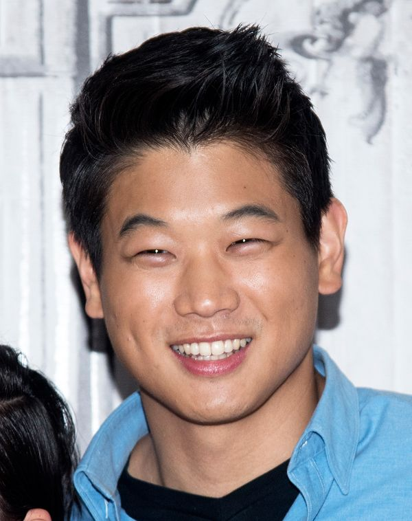 """The Maze Runner"" and ""Unbreakable Kimmy Schmidt"" star Ki Hong Lee doesn't look a day over 19."