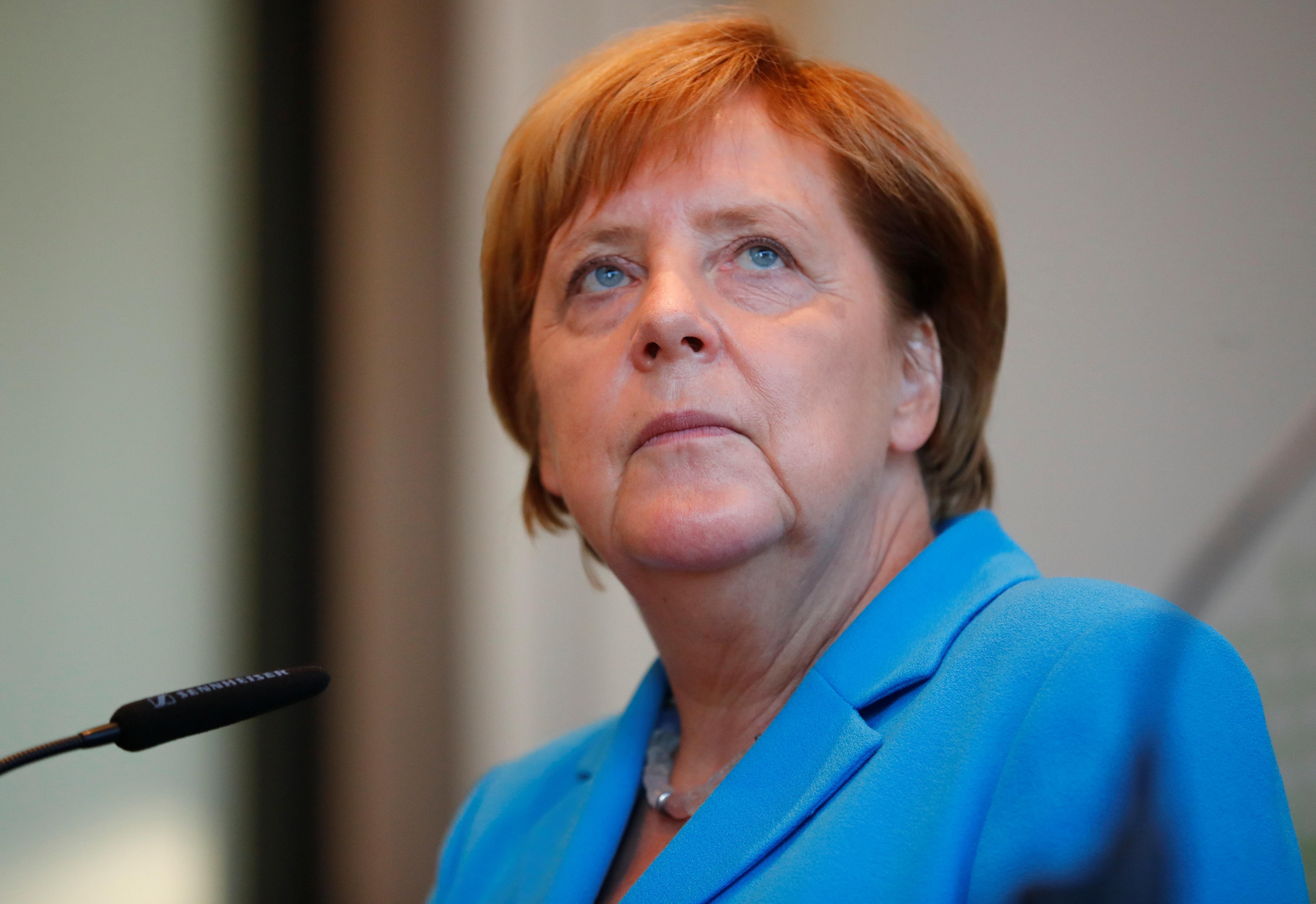 Μέρκελ: Η Ελλάδα θα χρηματοδοτείται και πάλι με τις δικές της