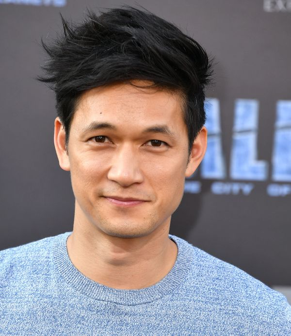 Harry Shum Jr. is 36? If you say so, IMDB.
