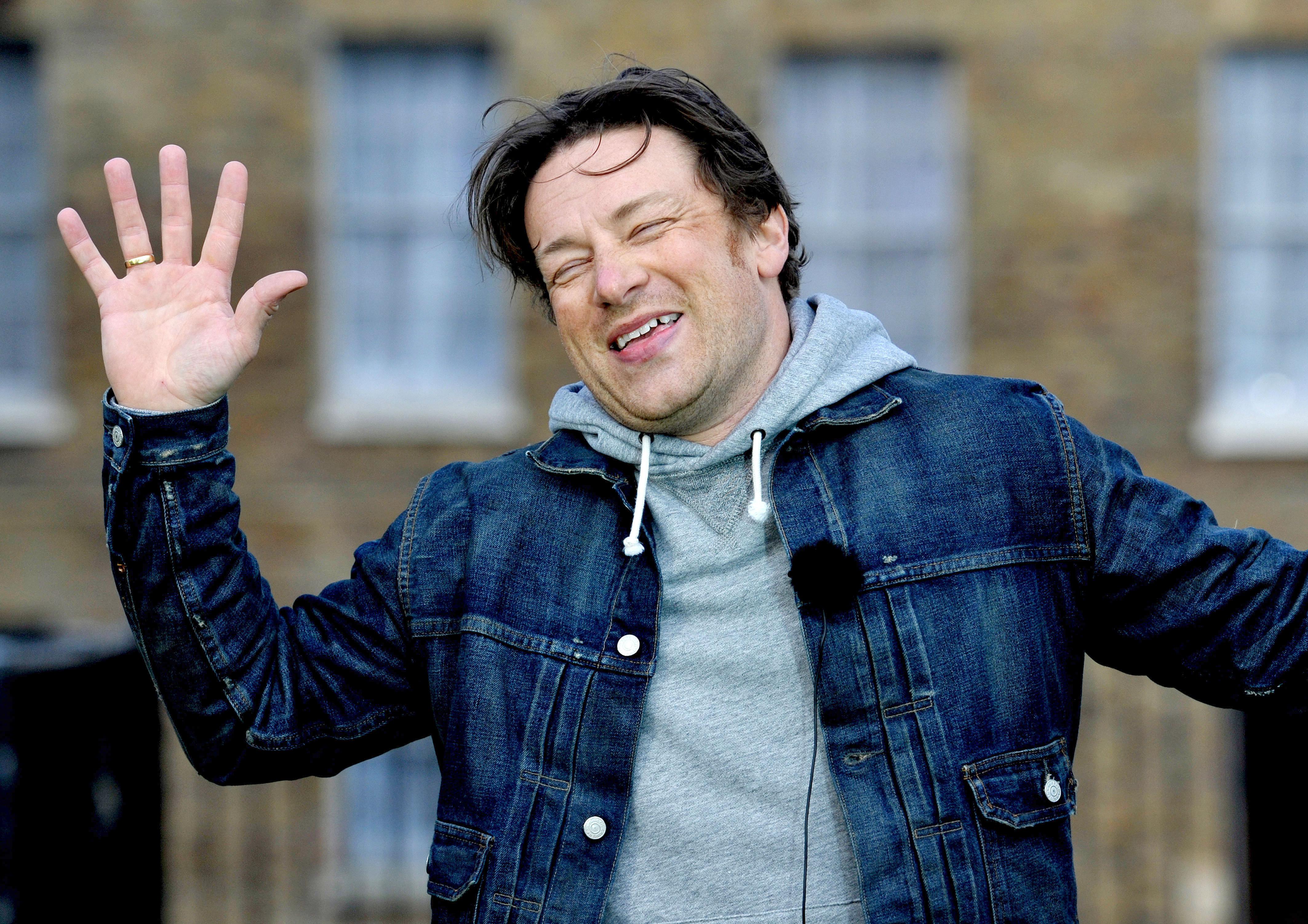 Jamie Oliver Responds To Jerk Rice