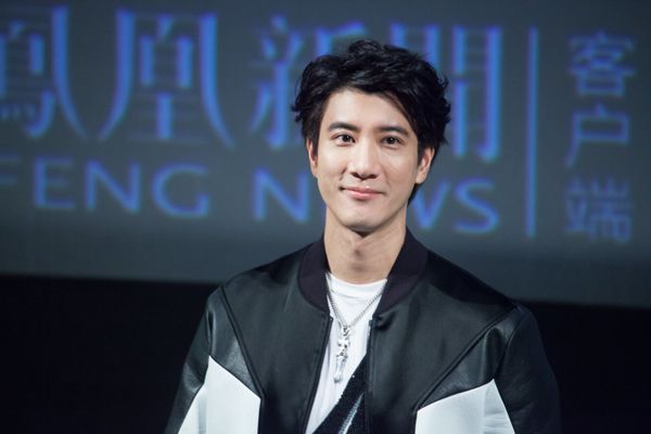 "Wang Leehom, the ""King of Chinese Pop,"" is an age-defying freak of nature, and we say that lovingly."