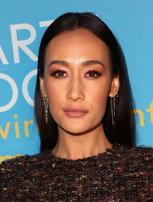 Raise your hand if you hope you look as good as Maggie Q when 40 rolls around.