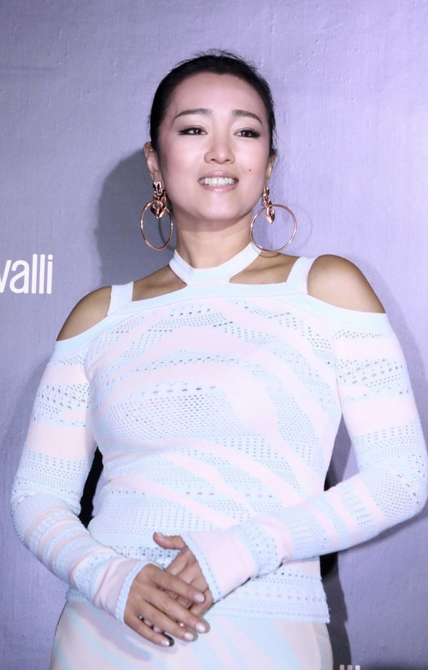 "Bet you'd never guess ""Memoirs of a Geisha"" star Gong Li is in her 50s. (Fun fact: She was just cast in the"