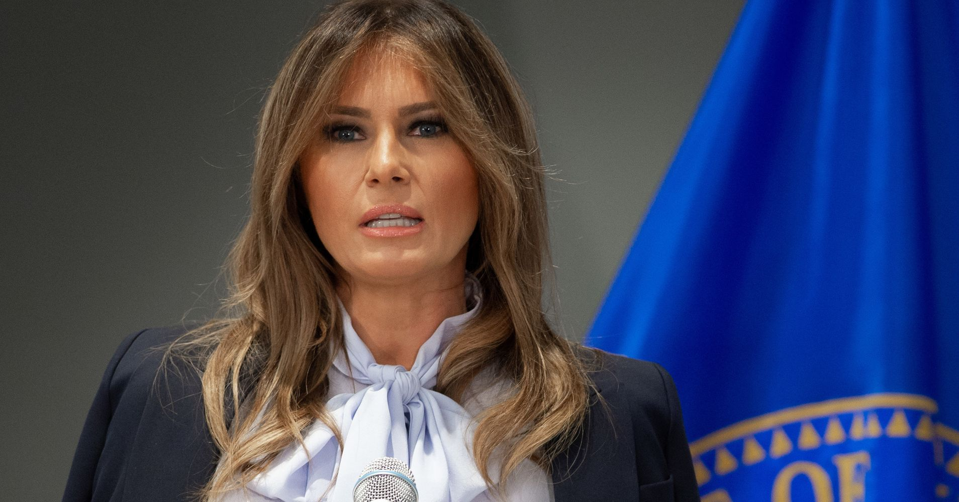 Melania Trump Is Planning Solo Trip To Africa, And Twitter Users Relish The Irony