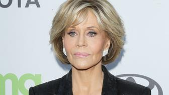 LOS ANGELES, CA - JUNE 09:  Jane Fonda attends the 1st Annual Environmental Media Association Honors Benefit Gala held on June 9, 2018 in Los Angeles, California.  (Photo by Michael Tran/FilmMagic)