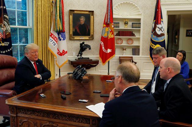 트럼프가 2차 북미정상회담 가능성을