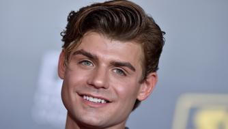 HOLLYWOOD, CA - MAY 10:  Actor Garrett Clayton arrives at the premiere of Disney Pictures and Lucasfilm's 'Solo: A Star Wars Story' at the El Capitan Theatre on May 10, 2018 in Hollywood, California.  (Photo by Axelle/Bauer-Griffin/FilmMagic)