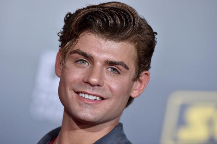 "Actor Garrett Clayton stars in ""Reach,"" due out in October."