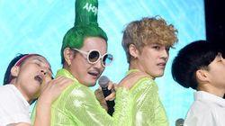 '노라조' 조빈이 전 멤버 이혁과의 불화설에 대해 '예정된 이별'이라고 말한