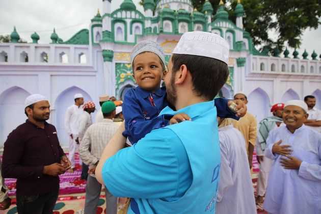 La prière de l'Aïd Al Adha au