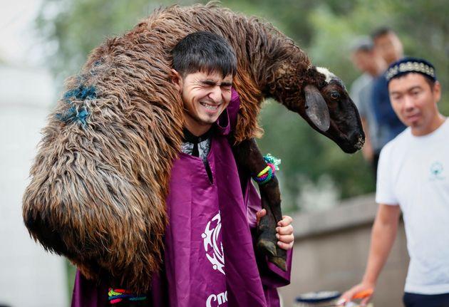Au Kazakistan aussi, on respecte les rites de l'Aïd Al