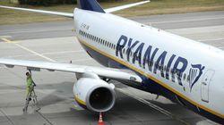 Britin fliegt mit Ryanair – als sie in das Flugzeug steigt, traut sie ihren Augen