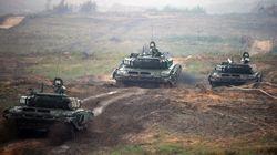 Η μεγαλύτερη στρατιωτική άσκηση από το τέλος της Σοβιετικής