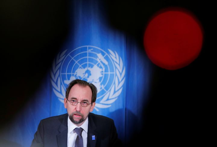 Zeid Ra'ad al-Hussein will be stepping down as UN high commissioner for human rights at the end of August. He will be <a href