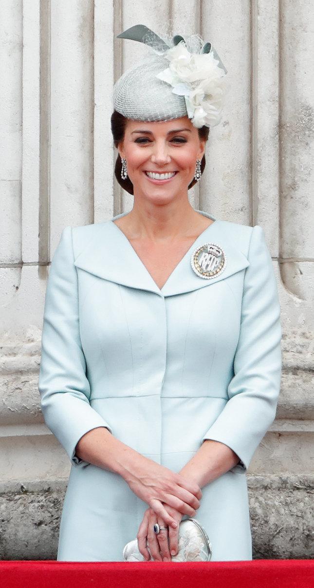 An Kates Finger: Warum der Verlobungsring von Lady Di für Ärger