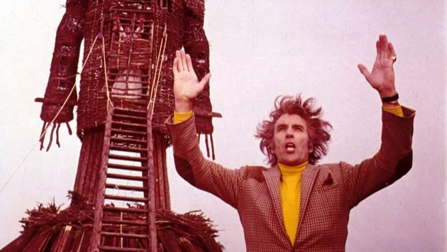 A scene from the original version of The Wicker Man. It was given an entirely unnecessaryrebootin...