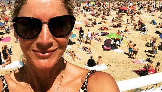 Lisa Faulkner: How I Ensure Travelling for Work Doesn't Disrupt My Balanced