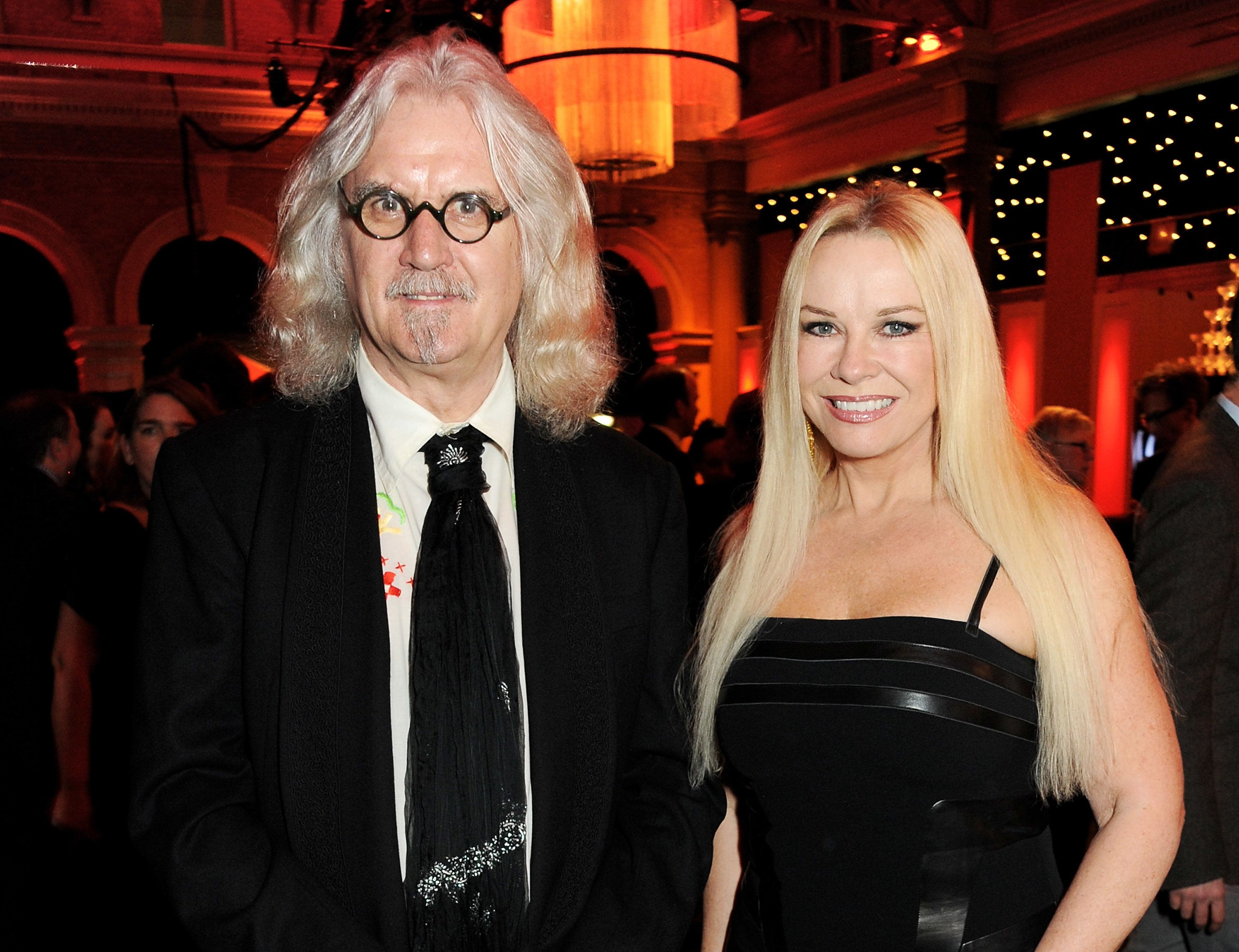 Billy Connolly's Wife Labels Michael Parkinson 'A Daft Old Fart' For Saying Comedian's 'Brain Has