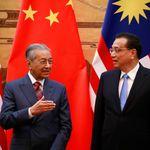 La Malaisie annule 22 milliards de dollars de projets signés avec