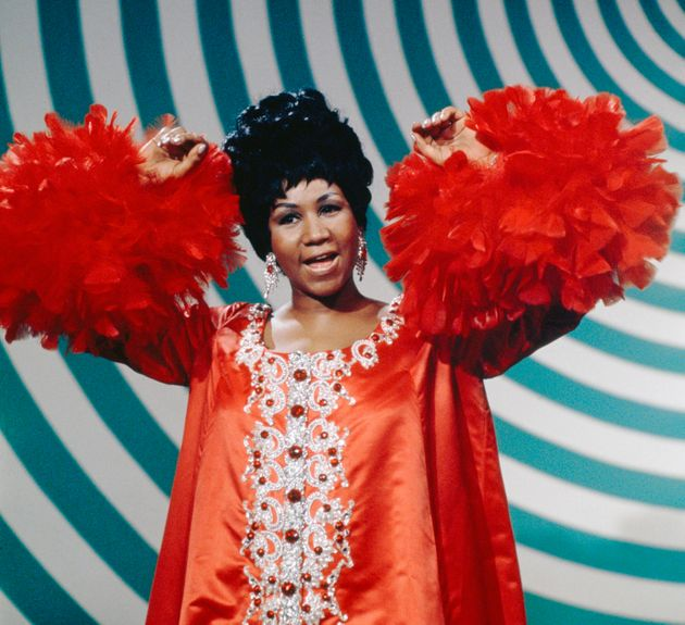 Aretha Franklin died last week at the age of