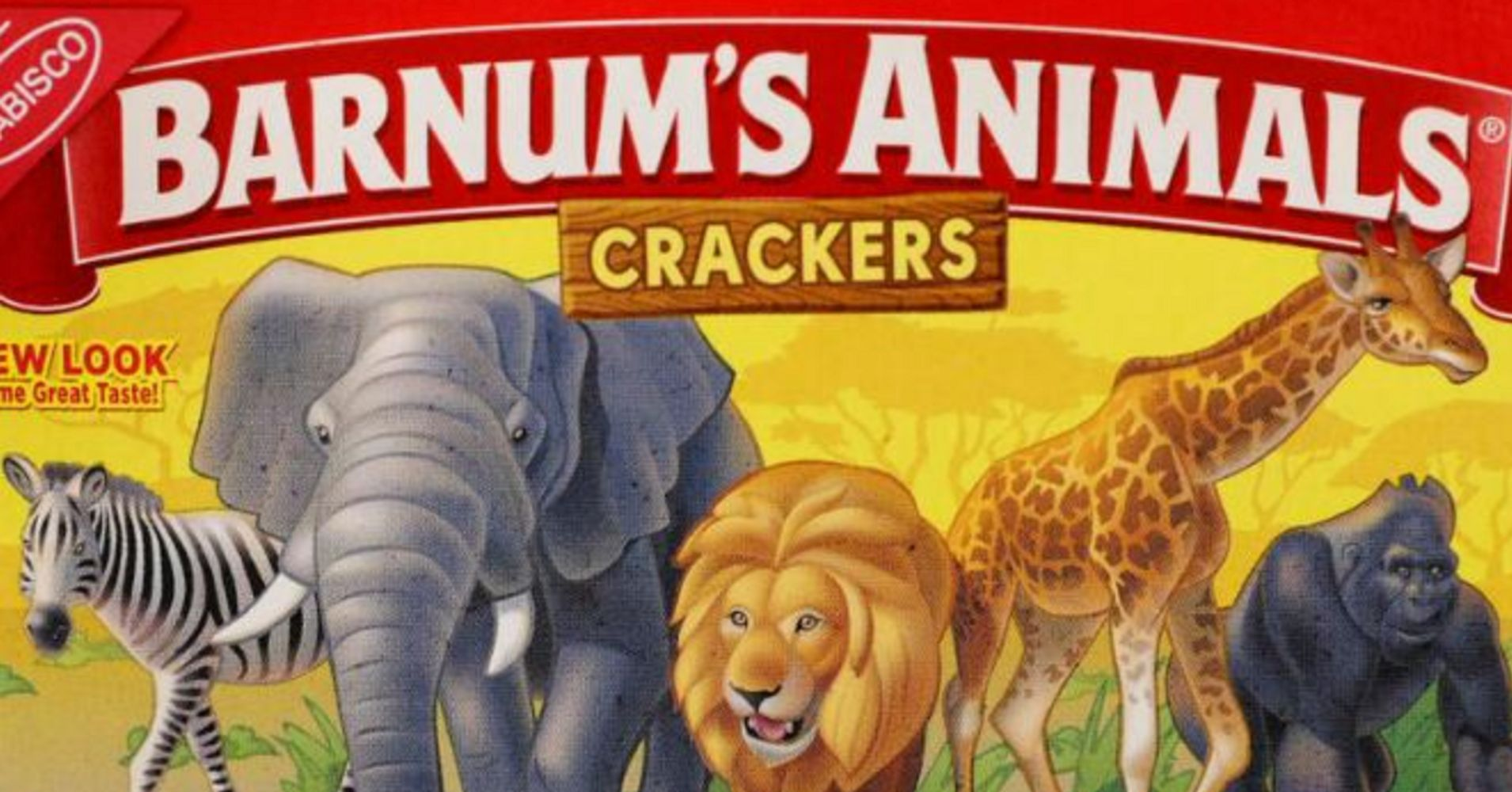 Animal Crackers Uncaged In Box Redesign After PETA Pressure