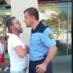 Plauen: Polizei wird von mehreren Männern im Stadtzentrum
