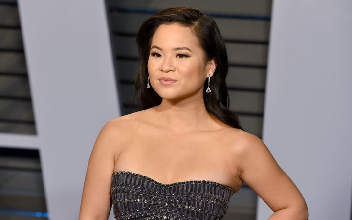 Actress Kelly Marie Tran attends the 2018 Vanity Fair Oscar after-party on March 4. Months after she deleted her Instagram po