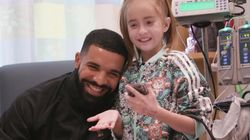 Drake Surprises Little Girl In