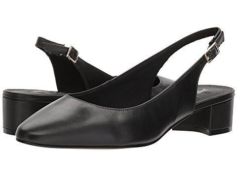 "<strong>Sizes</strong>: 4 to 13 WW<br>Get them at <a href=""https://www.zappos.com/p/walking-cradles-hazel-black-leather/produ"