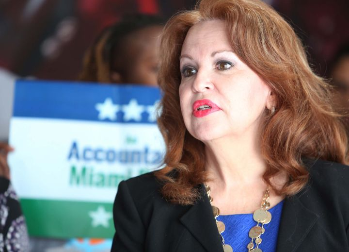 Bettina Rodriguez Aguilera says she's communicated telepathically with extraterrestrials.