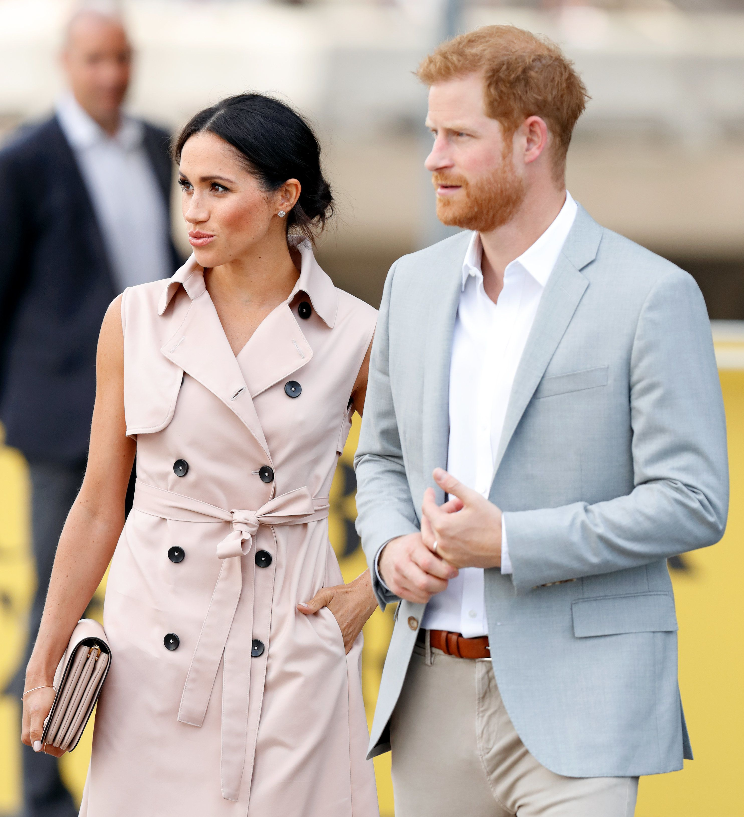 Royals: Meghan und Harry werden kein Sorgerecht für ihr Kind