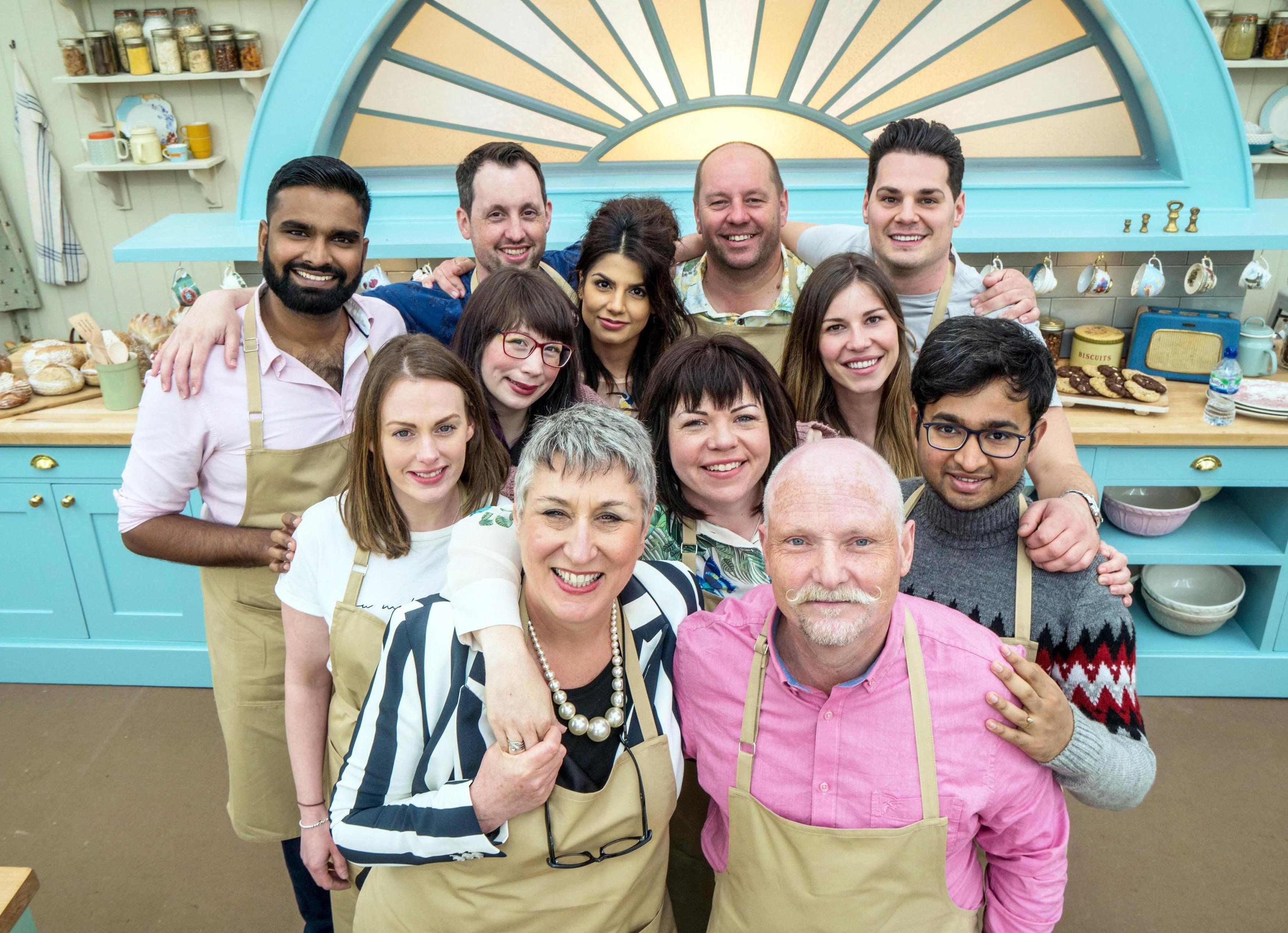 Our Pick Of  The 'Bake Off' Contestants You Should Be Watching Out For In The New Series