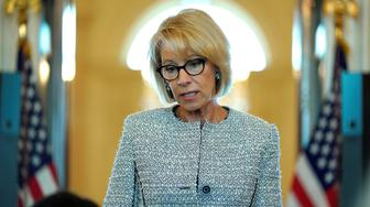 Betsy Devos Deputy Privately Admitted >> Office For Civil Rights Huffpost