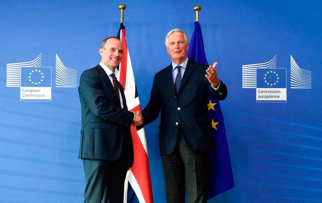 EU Won't Budge In Brexit Negotiations, Says Michel