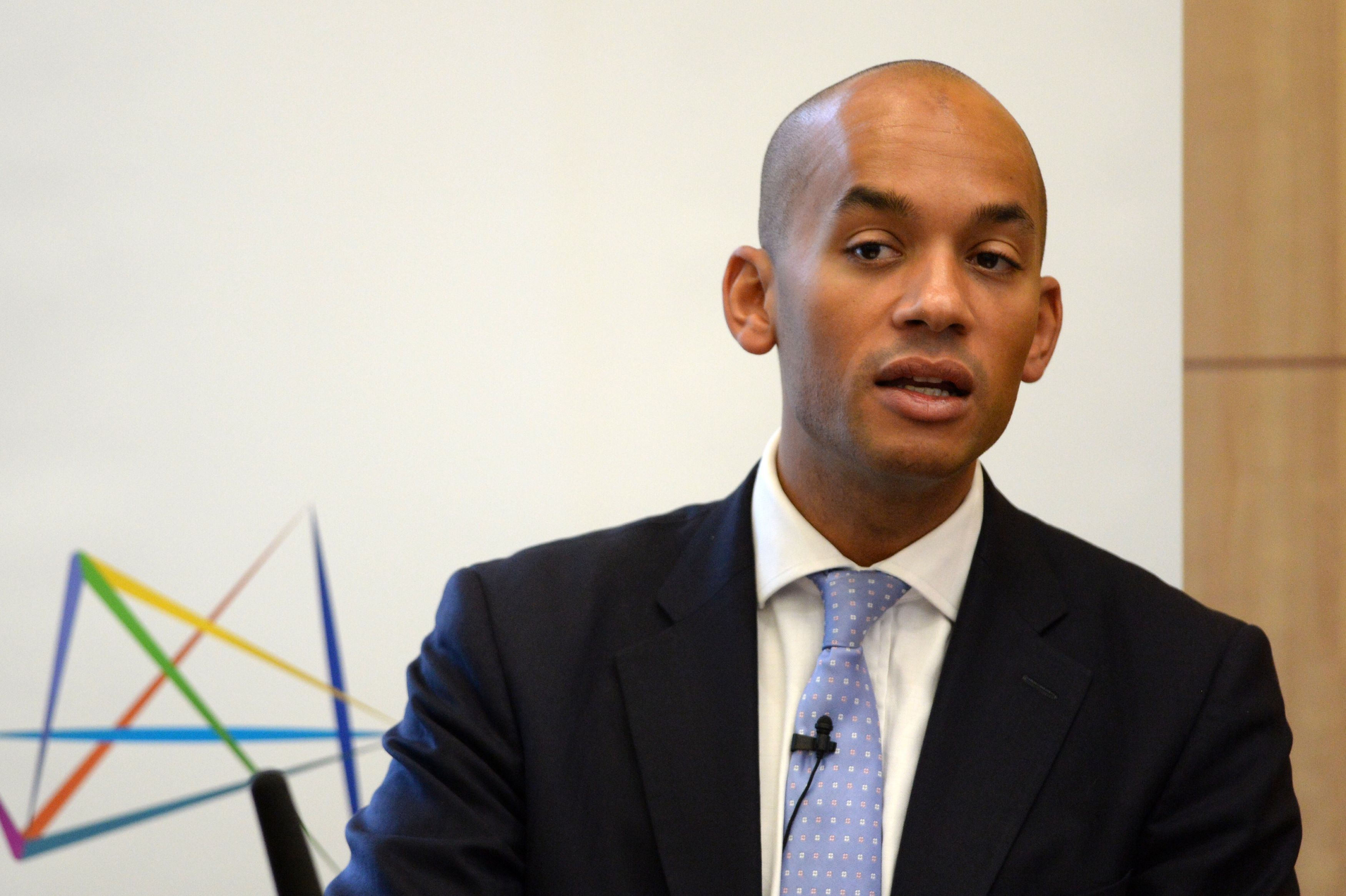 Chuka Umunna Calls For Youth Knife Violence To Be Treated 'Like A