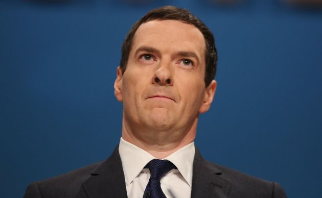 George Osborne called for full employment when he was Chancellor in