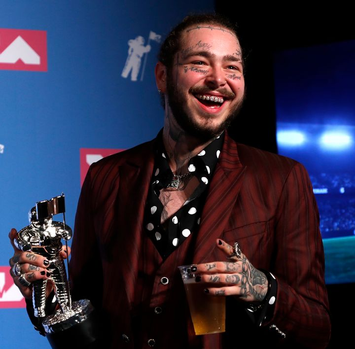Plane Carrying Rapper Post Malone Has Emergency Landing