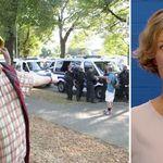 Nach Eklat bei Anti-Merkel-Demo: ZDF-Moderatorin macht Polizei klare