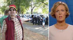 Nach Eklat bei Anti-Merkel-Demo: ZDF-Moderatorin richtet eindringliche Worte an