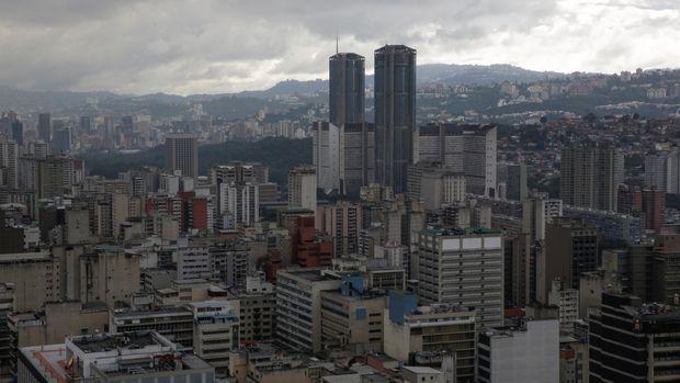 General view of Caracas, Venezuela December 7, 2016. REUTERS/Marco Bello