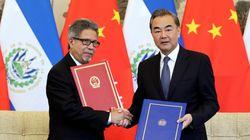 엘살바도르가 대만과의 수교를 끊고 중국과 손을