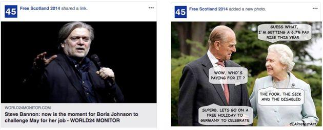 페이스북이 여론조작 벌인 '가짜계정'을 대거