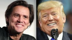 Jim Carrey Hangs A Savage New Nickname On Donald