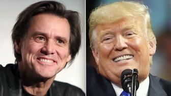 Jim Carrey Donald Trump