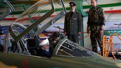L'Iran dévoile son premier avion de combat, en pleine tension avec