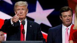 트럼프 러시아 스캔들 특검 '1호 기소' 매너포트가 유죄를
