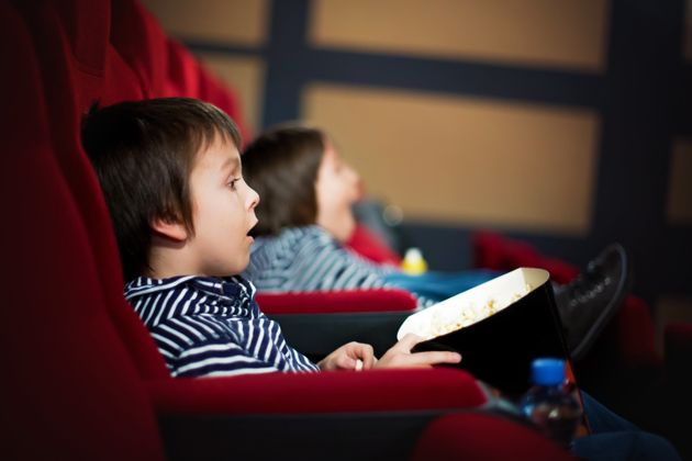This Is How Other Parents Make The Cinema More
