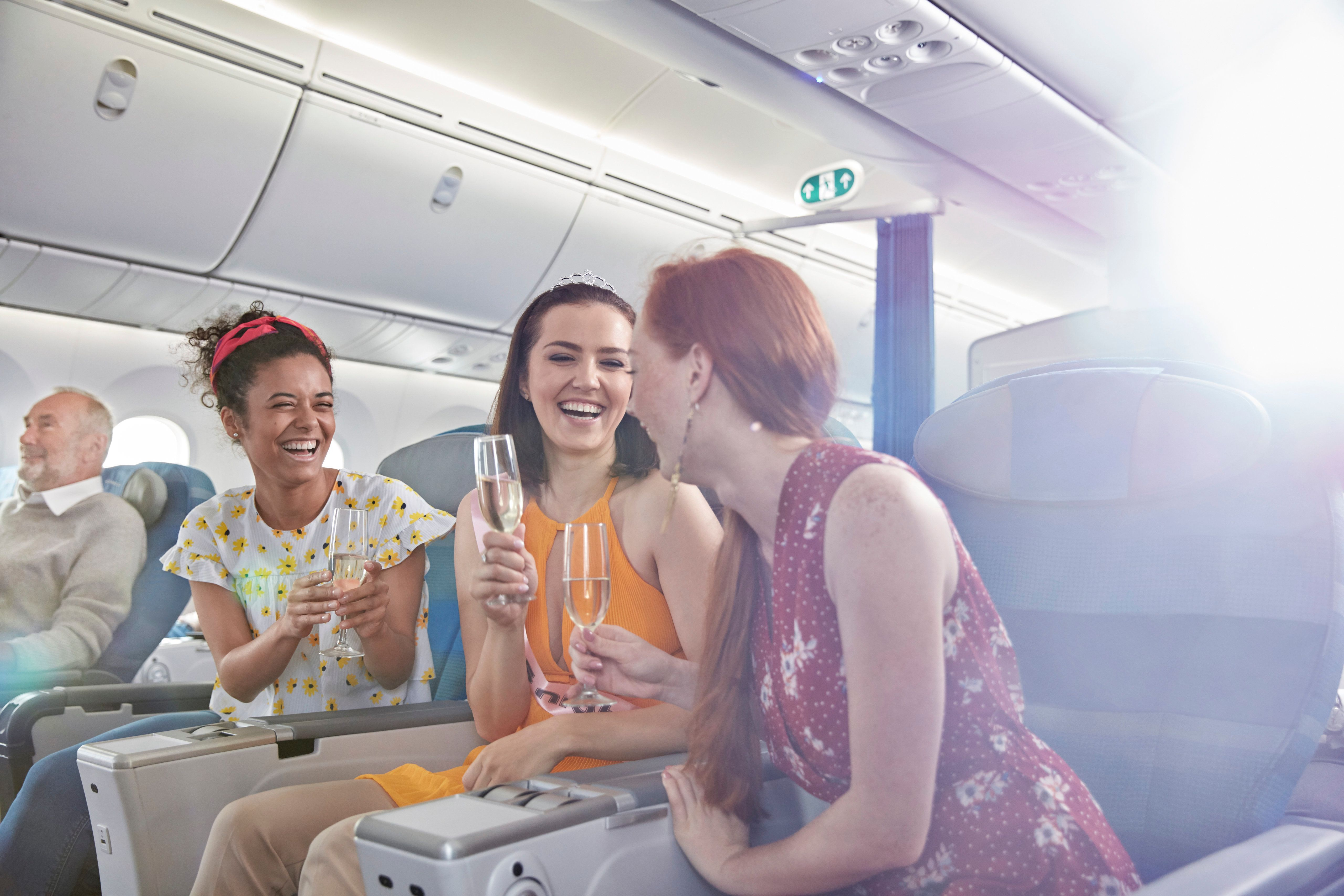 These Are The Lies People Tell To Get A Free Upgrade