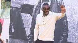 Idris Elba Dodges Bond Questions